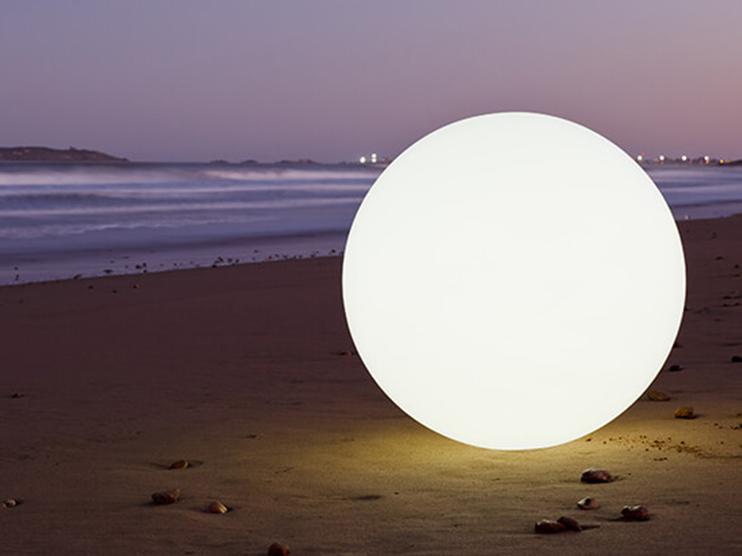 Ball Lamps